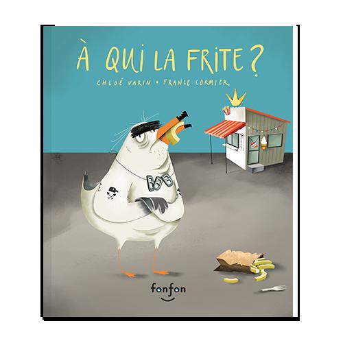 Album À qui la frite