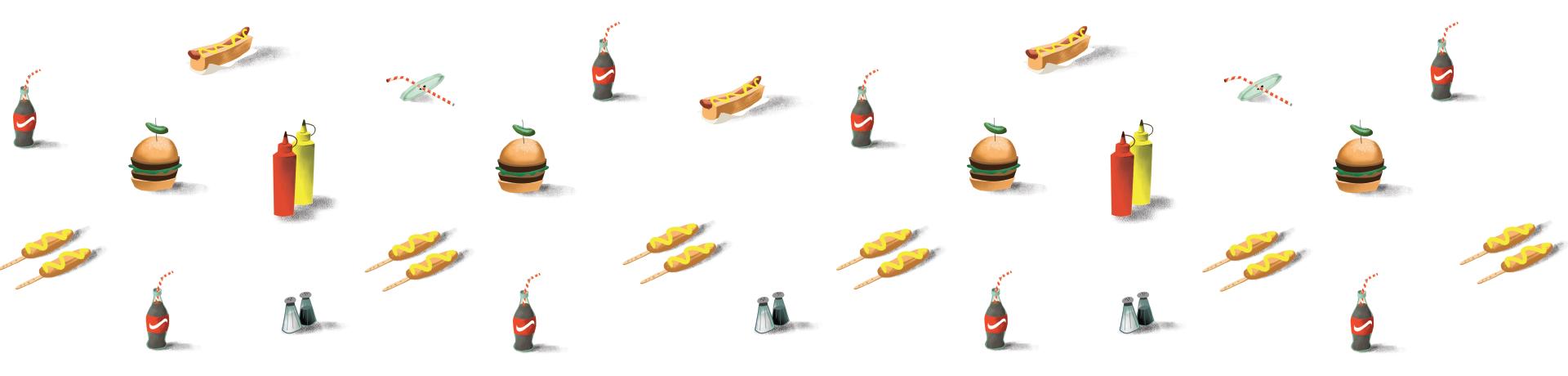 Bandeau À qui la frite